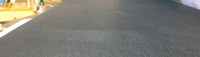 外壁塗装埼玉県富士見市諏訪より ベランダ笠木錆止め塗装作業