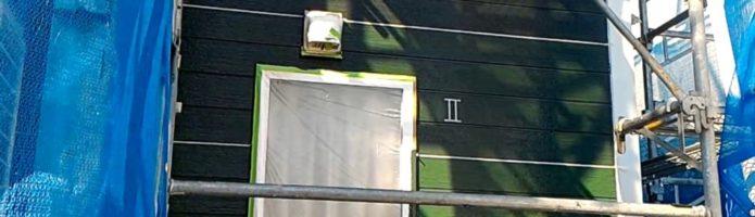 外壁塗装埼玉県川越市木野目より 外壁色の打ち合わせ