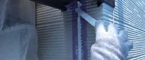 外壁塗装埼玉県富士見市諏訪より シーリング押さえ作業