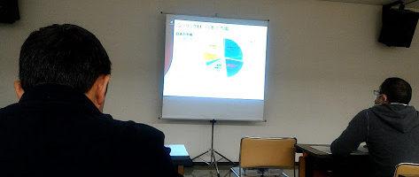 講習会に参加しました。