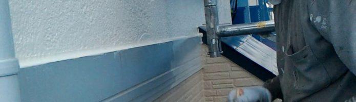 外壁塗装東京都東久留米市小山よりby美光塗装 アステックセラマックス1500Si-JY塗装