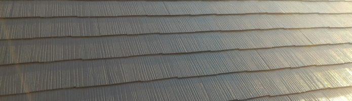 埼玉県新座市野寺現場で屋根上塗り作業を行いました