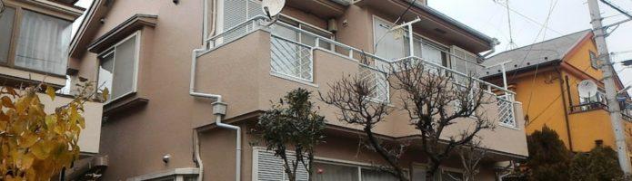 外壁塗装工事が完了しました「埼玉県新座市野寺現場より」