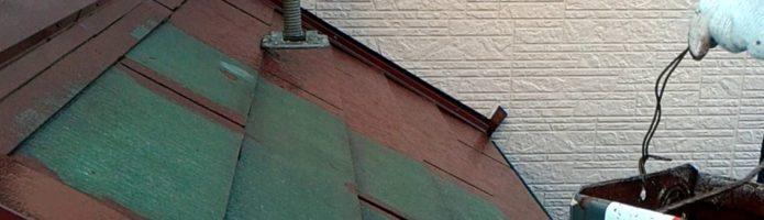 外壁塗装埼玉県ふじみ野市西鶴ヶ丘より スーパーシャネツサーモF塗装