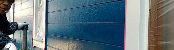 外壁塗装埼玉県川越市中台より マックスシールド1500F-JY塗装
