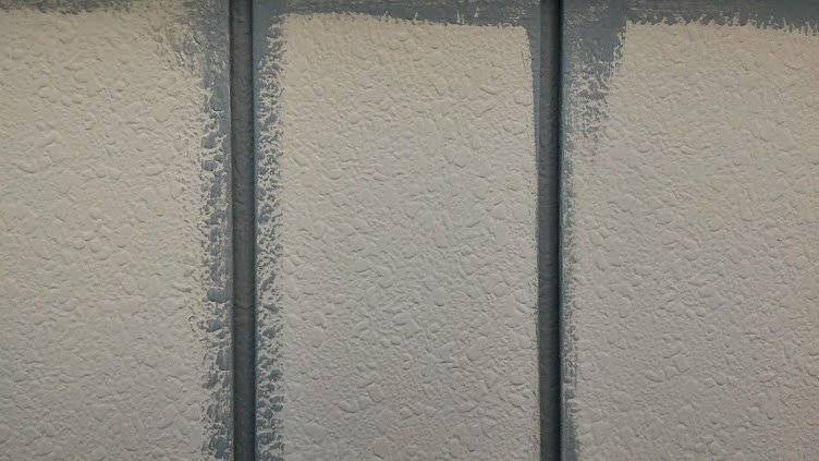 外壁錆止め塗装