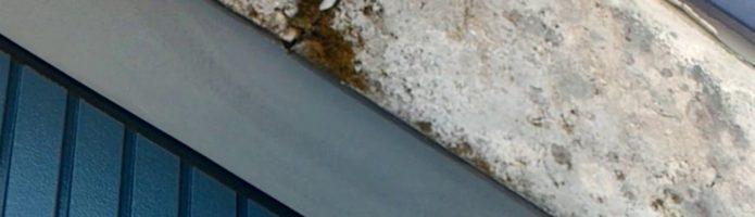 破風板の張り替え 外壁塗装埼玉県富士見市山室より