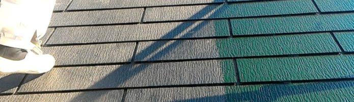アステック無機ハイブリッドコート塗装 埼玉県富士見市山室現場より