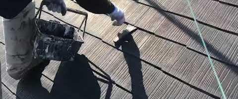 タスペーサーの取り付け 外壁塗装埼玉県富士見市山室現場より