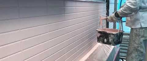 スーパーセランフレックス塗装 外壁塗装埼玉県富士見市諏訪現場より