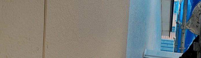 ニッペパーフェクトサーフを塗装しました 外壁塗装埼玉県ふじみ野市鶴ヶ丘現場より