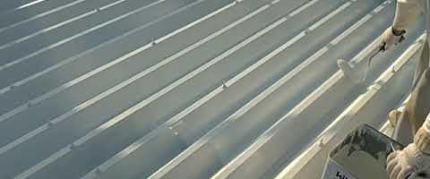 折半屋根をキクスイSPパワーサーモで塗りました 外壁塗装埼玉県川越市西小仙波町より