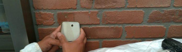 防水コンセント外し|外壁塗装埼玉県ふじみ野市清見現場で塗替えリフォーム施工中