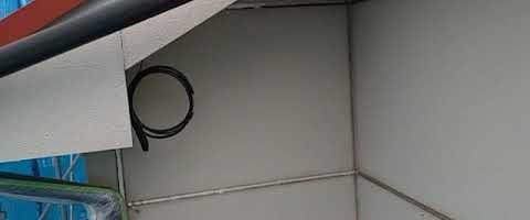 ALC壁目地にシーリングを注入しました|外壁塗装埼玉県川越市並木西町現場で塗替えリフォーム施工中