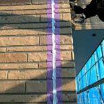 窯業系サイディングのシーリング作業|外壁塗装埼玉県川越市並木現場で塗替えリフォーム施工中
