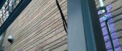 シーリング作業状況|外壁塗装埼玉県川越市並木現場で塗替えリフォーム施工中