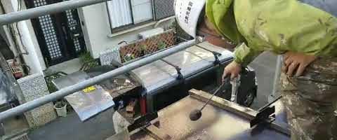 トタン屋根を遮熱塗料で塗装しました|外壁塗装埼玉県入間郡三芳町藤久保で塗替えリフォーム施工中