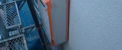 養生作業|外壁塗装埼玉県富士見市諏訪現場で塗替えリフォーム施工中