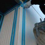 窯業系サイディングのシーリング撤去作業|外壁塗装埼玉県ふじみ野市苗間現場で塗替えリフォーム施工中です