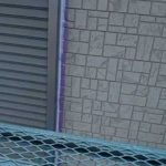 シーリングヘラ押さえ作業|外壁塗装埼玉県川越市石原町現場で塗替えリフォーム施工中です