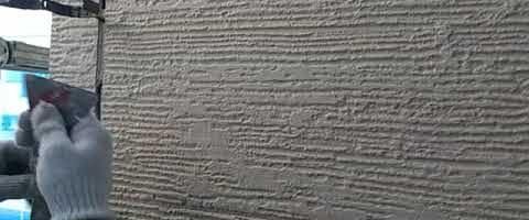 シーリング撤去作業 埼玉県川越市仙波町現場で塗替えリフォーム施工中