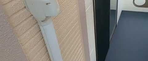 手直し、点検作業l埼玉県川越市砂新田現場で塗替えリフォーム施工中