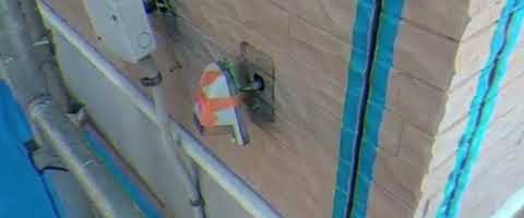 配線器具類の取外し作業l埼玉県川越市和泉町現場で塗り替えリフォーム施工中